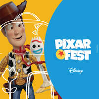 ¡Pixar Fest!