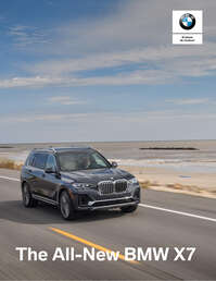 The All-New BMW X7 xDrive40i Pure Excellence