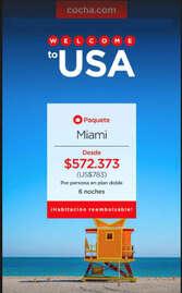Paquete Miami