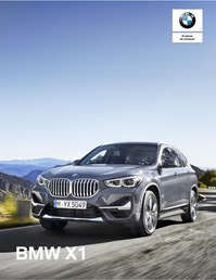 BMW X1 sDrive18d Luxury Night Edition