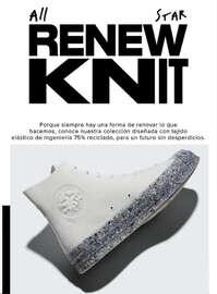 Nueva Colección RENEW KNIT