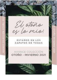 Avance colección Otoño-Invierno 2021