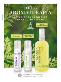 100% Aromaterapia