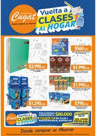 Vuelta  A Clases Y Al Hogar
