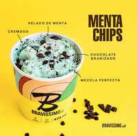 Nuevo sabor Menta Chips