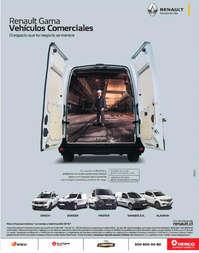 Renault gama comerciales