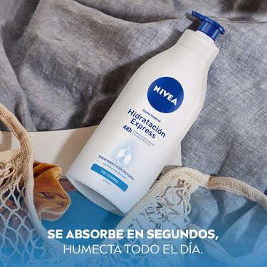 NIVEA Hidratación Express- Page 1