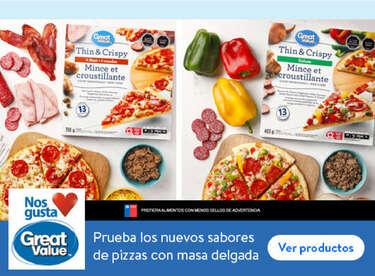 Nuevos sabores de pizza- Page 1