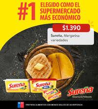 Sureña, margarina