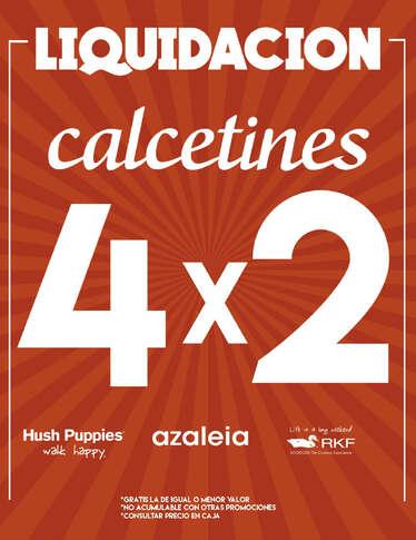 4x2 en calcetines- Page 1