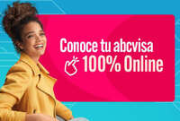 Conoce tu abcvisa 100% online