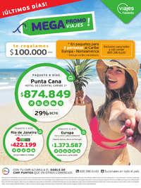 Mega Promo Viajes