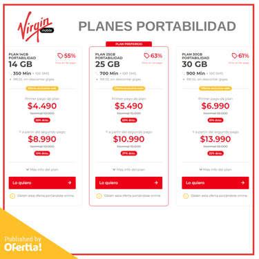 Planes Portabilidad- Page 1