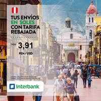 Envía hoy con AFEX e Interbank