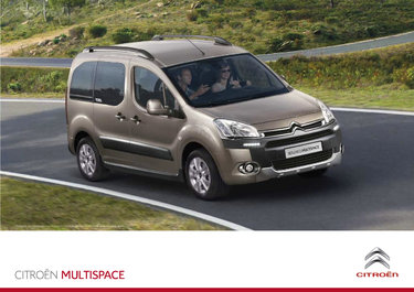 citroen multispace- Page 1