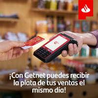 Contrata Getnet 100% online