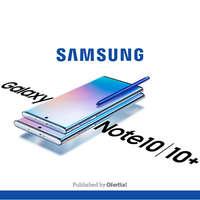 Samsung galaxy Note 10|10+