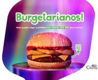 Nueva Hamburguesa Vegetal Meat Free
