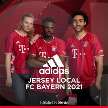 Bayern Munich 2021- Page 1