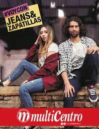 #VoyCon Jeans & Zapatillas
