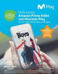 Movistar + Amazon