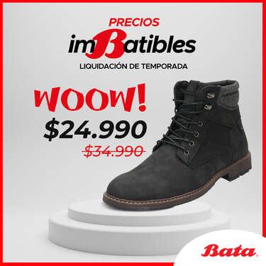 ¡Aprovecha los precios Imbatibles de Bata!- Page 1