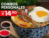 Combos ppersonales