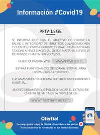 Privilege #Covid19