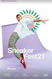 Continúa el Sneaker Fest21