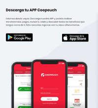 Descarga tu App Coopeuch