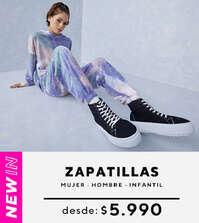 Promo Zapatillas