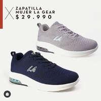 Zapatilla mujer LA Gear