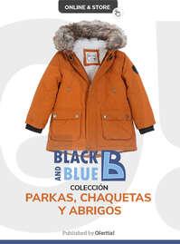 Parkas, chaquetas y abrigos
