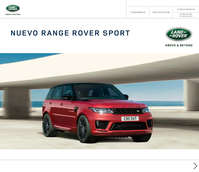 Nuevo Range Rover Sport