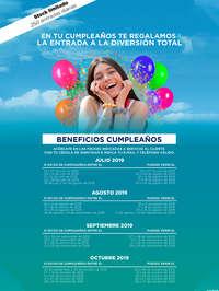 Beneficios De Cumpleaños
