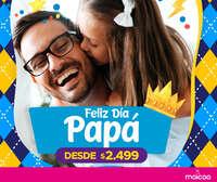 Celebra a tu papá en su día