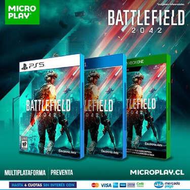 Battlefield- Page 1