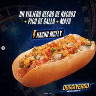 Nuevos sabores del Doggiverso
