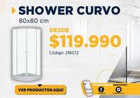 Shower Curvo