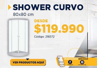 Shower Curvo- Page 1