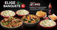 Banquete XL