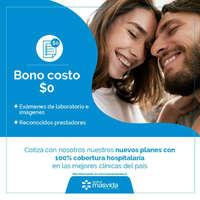 Bono costo 0