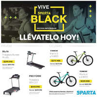 Vive Sparta Black