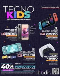 Tecno Kids
