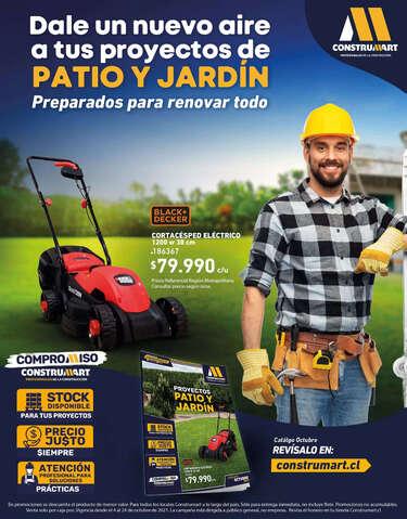 Renueva tu patio y jardín- Page 1