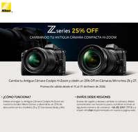 Z series 25% off