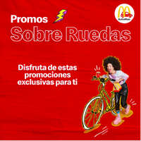 Promos sobre ruedas