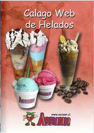 Catálogo de Helados