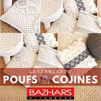 Poufs & Cojines