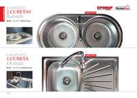 griferías y lavaplatos
